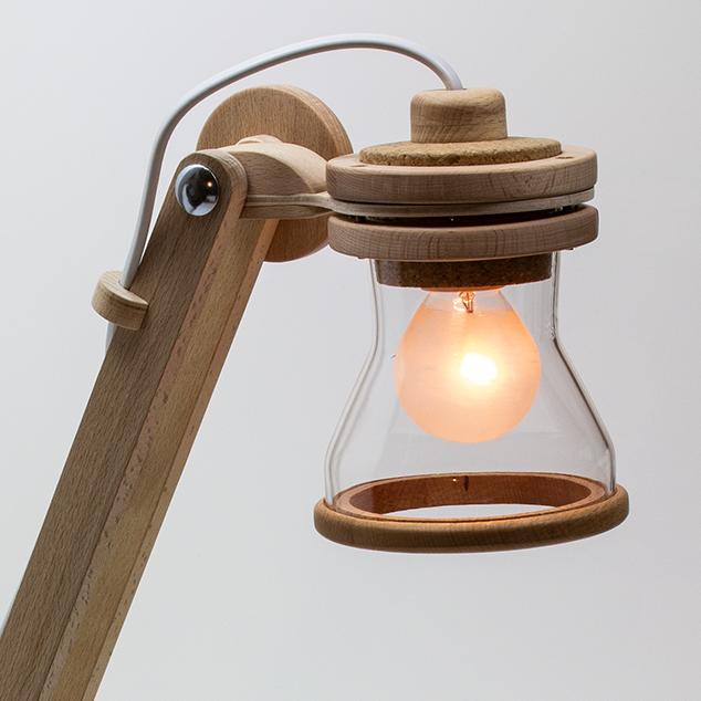 Mrs. Lamp 1